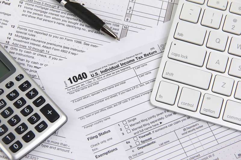 New Form 1040