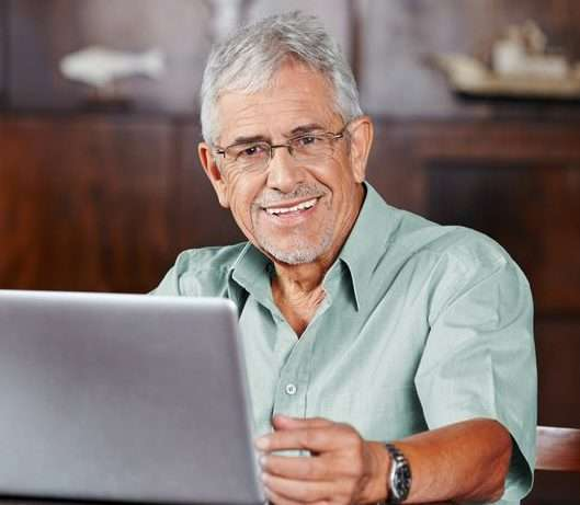 Retirees can visit IRS.gov for helpful tools and resources