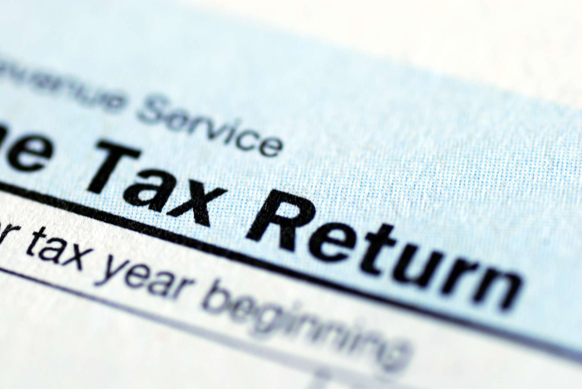 if you forgot to file some tax returns