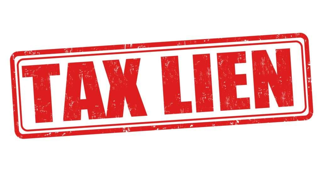 IRS tax lien