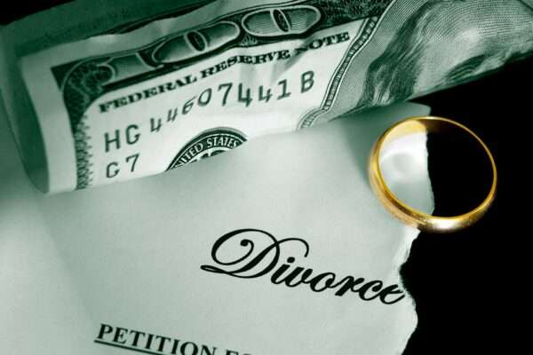alimony and tax issues