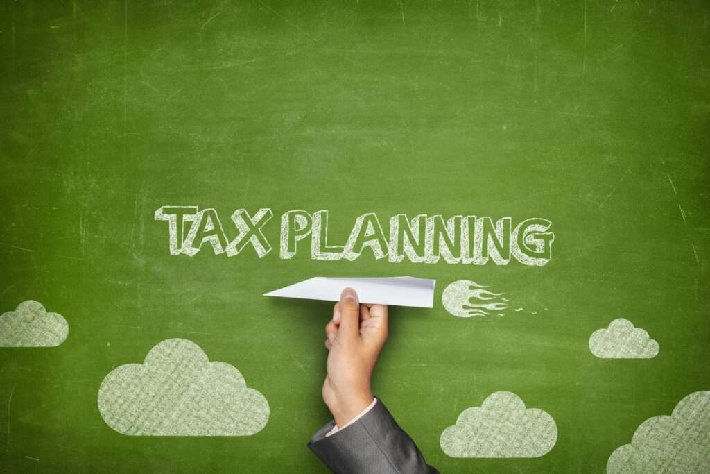 important tax planning strategies