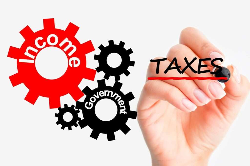 tax changes for individuals