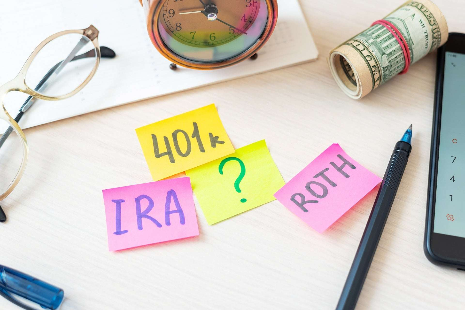 tax law changes for retirement accounts